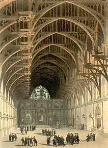 220px-Westminster_Hall Court of Chancery